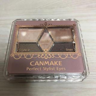 CANMAKE - CANMAKE パーフェクトスタイリストアイズ No.11 ローズベージュ