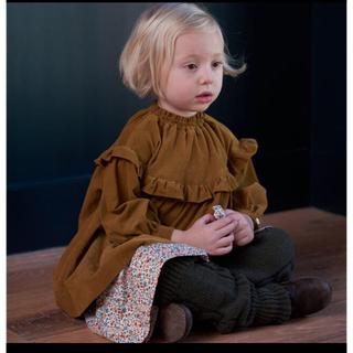 キャラメルベビー&チャイルド(Caramel baby&child )のM&P Soor Ploom コラボ チュニックワンピース(ワンピース)