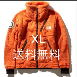 ザノースフェイス(THE NORTH FACE)のノースフェイス アンタークティカ   バーサロフト オレンジ XL(ブルゾン)