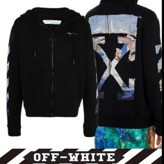 OFF-WHITE - 本物 off-white パーカー ❤ tシャツ スニーカー ダウン スウェット