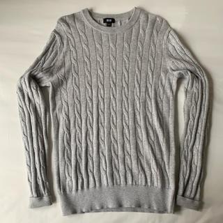 UNIQLO - コットンカシミヤセーター