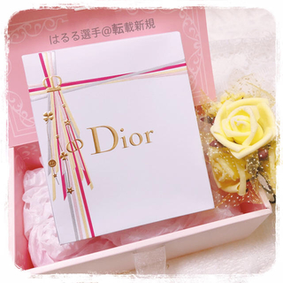 Dior - 【Dior】ギフトボックス