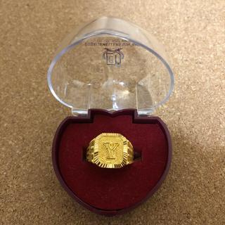 22金 指輪 グリーン様(リング(指輪))