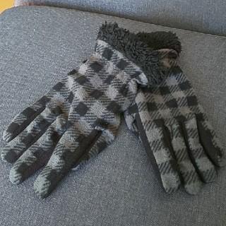 ユニクロ(UNIQLO)の手袋 キッズ男児(手袋)