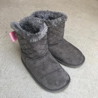 エニィファム(anyFAM)の●エニィファム 19cm リボンブーツ●(ブーツ)