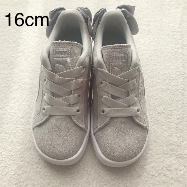 PUMA(プーマ)のさきき様専用❤︎新品❤︎PUMA★スニーカー 16cm キッズ/ベビー/マタニティのキッズ靴/シューズ(15cm~)(スニーカー)の商品写真