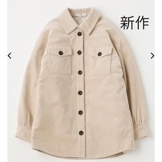 moussy - MOUSSY★新品★CORDUROY PADDING シャツ