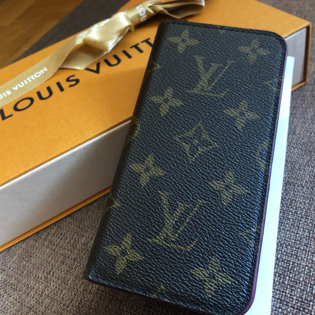 LOUIS VUITTON - LOUIS VUITTON  iPhone10用ケースの通販