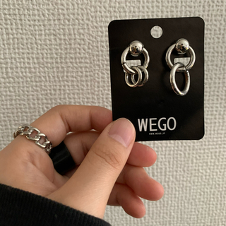ウィゴー(WEGO)のピアス(ピアス)