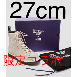 Dr.Martens - The North Face 9 Tie Boot UK8 27cm