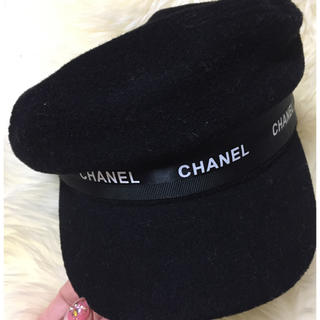 CHANEL - chanel美品帽子🎩