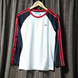 アディダス(adidas)のアディダス  ロンT Lサイズ(Tシャツ(長袖/七分))