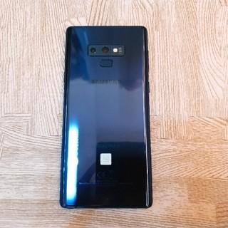 SAMSUNG - Samsung Galaxy Note 9 128GB 本体のみ 美品