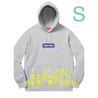 シュプリーム(Supreme)のsupreme box logo bandana box logo hooded(パーカー)