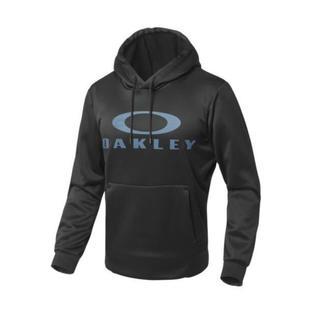 オークリー(Oakley)のオークリー エンハンス  テクニカル フリース フーディー ブラック XL(パーカー)