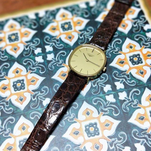 ロレックス 時計 コピー 楽天 | LONGINES - ロンジン メンズ時計 レディース用 自動巻きの通販