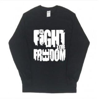 ファイト フリーダム ロゴ 長袖 ロングTシャツ utd22(Tシャツ/カットソー(七分/長袖))