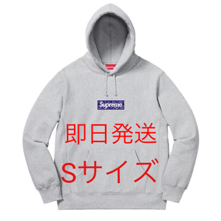 シュプリーム(Supreme)のシュプリーム Supreme Bandana Box Logo Hooded (パーカー)