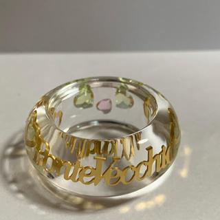 ポンテヴェキオ(PonteVecchio)のポンテベッキオ  クリアリング 非売品(リング(指輪))