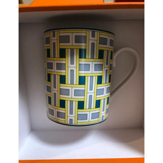 エルメス(Hermes)のエルメス  新作マグカップ(グラス/カップ)