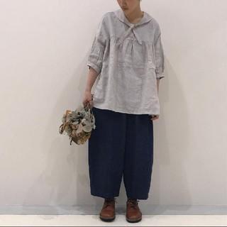 ネストローブ(nest Robe)のTANDEY セーラートップス オオカミと徒然のリリス(シャツ/ブラウス(半袖/袖なし))