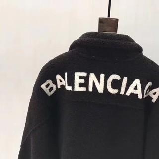 Balenciaga - 高品質今年流行バレンシアガ ロングパーカー アウターボアフリース