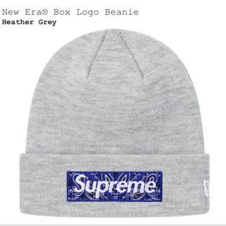 Supreme - Supreme New Era Box Logo Beanie Bandana