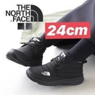 THE NORTH FACE - ノースフェイス スノーブーツ ヌプシトラクションライトVウォーター