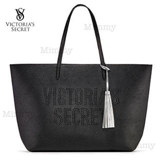 Victoria's Secret - フェイクレザートート♡ブラック