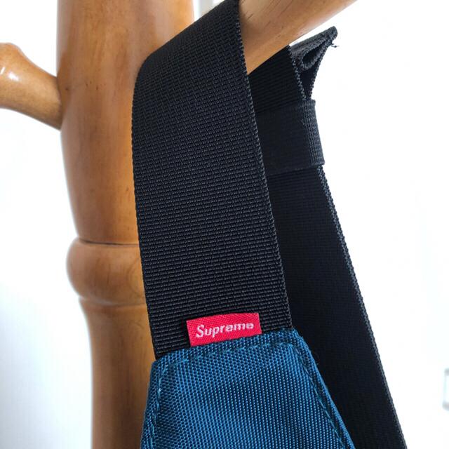Supreme(シュプリーム)のSupreme Waist Bag Dark Teal 2019AW メンズのバッグ(ウエストポーチ)の商品写真