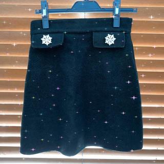 evelyn - evelyn 黒スカート