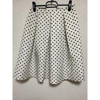 M'S GRACY - ドット スカート 40