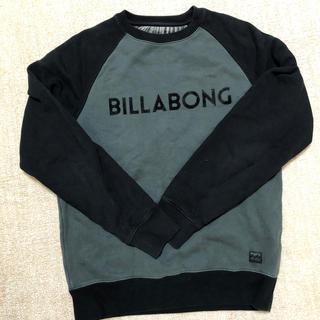 billabong - billa bong トレーナー!メンズMサイズ