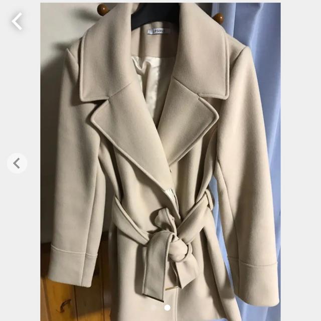 LIP SERVICE(リップサービス)のリップサービス コート レディースのジャケット/アウター(毛皮/ファーコート)の商品写真