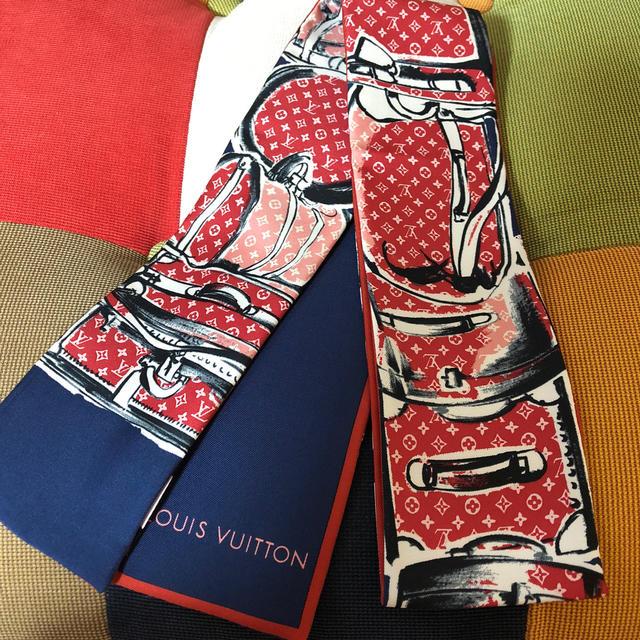 LOUIS VUITTON(ルイヴィトン)のルイヴィトン バンドー  未使用 レディースのファッション小物(バンダナ/スカーフ)の商品写真