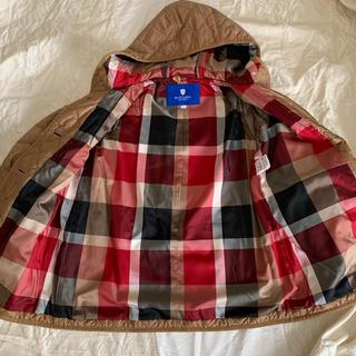 バーバリーブルーレーベル(BURBERRY BLUE LABEL)のバーバリー ブルーレーベルクレストブリッジ  キルティングジャケット 40(ナイロンジャケット)