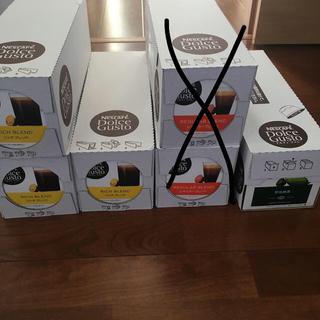 Nestle - ネスカフェドルチェグスト リッチブレンド、レギュラーブレンド、宇治抹茶 288杯