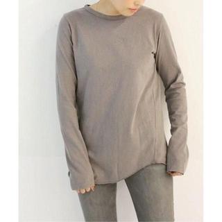 L'Appartement DEUXIEME CLASSE - Layering Tシャツ Deuxieme Classe ブラウン