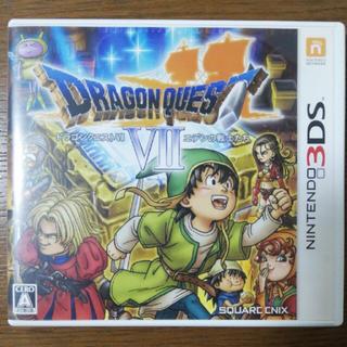「ドラゴンクエストVII エデンの戦士たち 3DS」 ドラクエ7