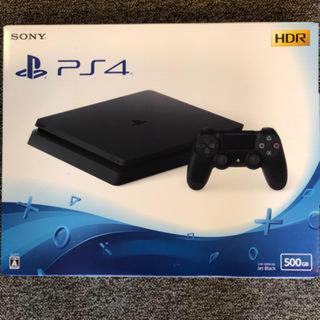 PlayStation4 - PlayStation®4 ジェット・ブラック 500GB CUH-2200