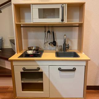 IKEA - IKEA キッチン おままごと ※引取限定