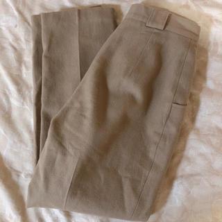 ロキエ(Lochie)のvintage  wool pants(カジュアルパンツ)