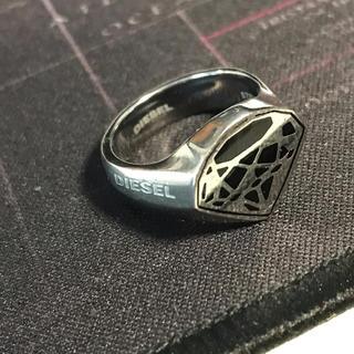 DIESEL - ディーゼル DIESEL リング 指輪 スーパーマン