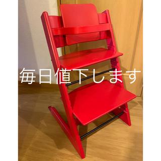 Stokke - STOKKE ストッケ トリップトラップ ダイニングチェア ハイチェア 木製椅子
