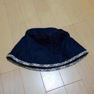 バーバリーブルーレーベル(BURBERRY BLUE LABEL)のバーバリー帽子(ハット)