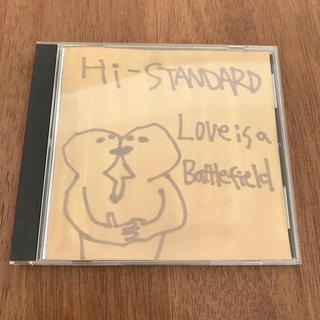 ハイスタ Hi-STANDARD  Love is a Battle field(ポップス/ロック(邦楽))