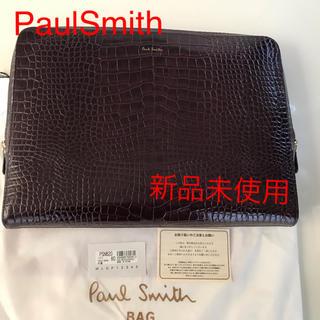 ポールスミス(Paul Smith)のあああ様専用 PaulSmith ポールスミス クラッチバッグ 新品未使用(セカンドバッグ/クラッチバッグ)