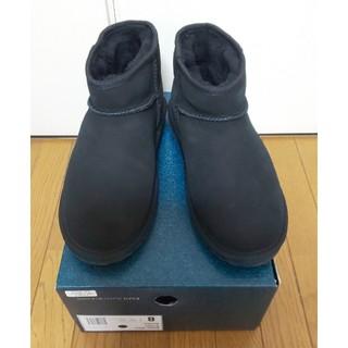 エミュー(EMU)のEMU ムートンブーツ Stinger Micro 黒(ブーツ)