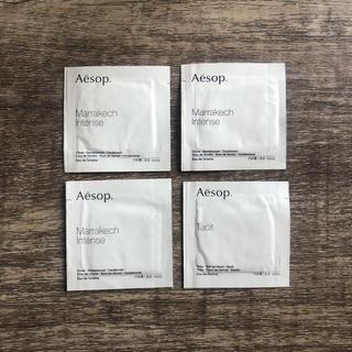 イソップ(Aesop)のAesop オードトワレ サンプル(香水(女性用))