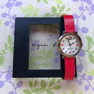 agnes b. - アニエス・ベー  ⑰   腕時計・稼動品✨